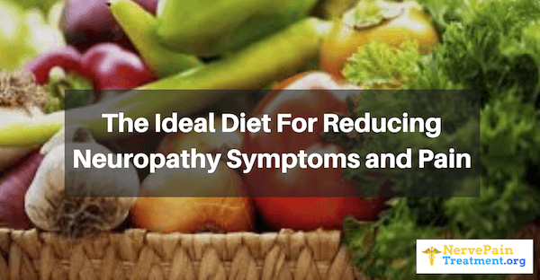 diets to reduce inflammation from diabetic nerve pain