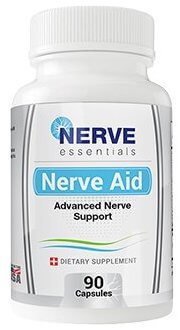 Popular nerve support supplement by Nerve Essentials