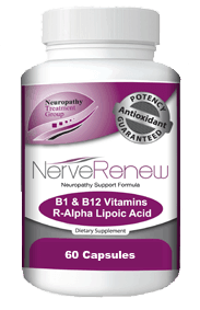 The best neuropathy supplement for nerve damage and regeneration