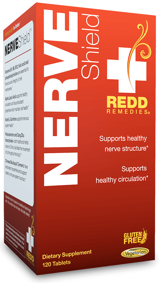Nerve Shield by Redd Remedies