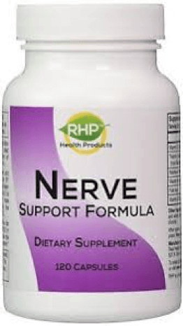 Nerve support formula by Real Health Products