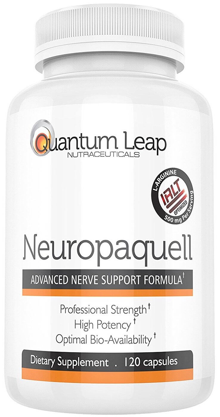 Advanced nerve repair supplement