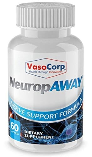 NeuropAWAY is a dietary supplement to heal damaged nerves