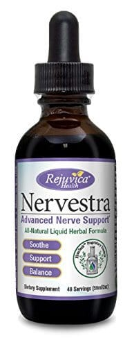 Liquid herbal nerve regeneration formula
