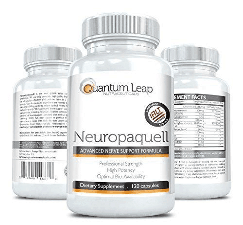 Neuropaquell Nerve Supplement
