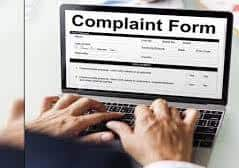Complaints about nerve renew online form