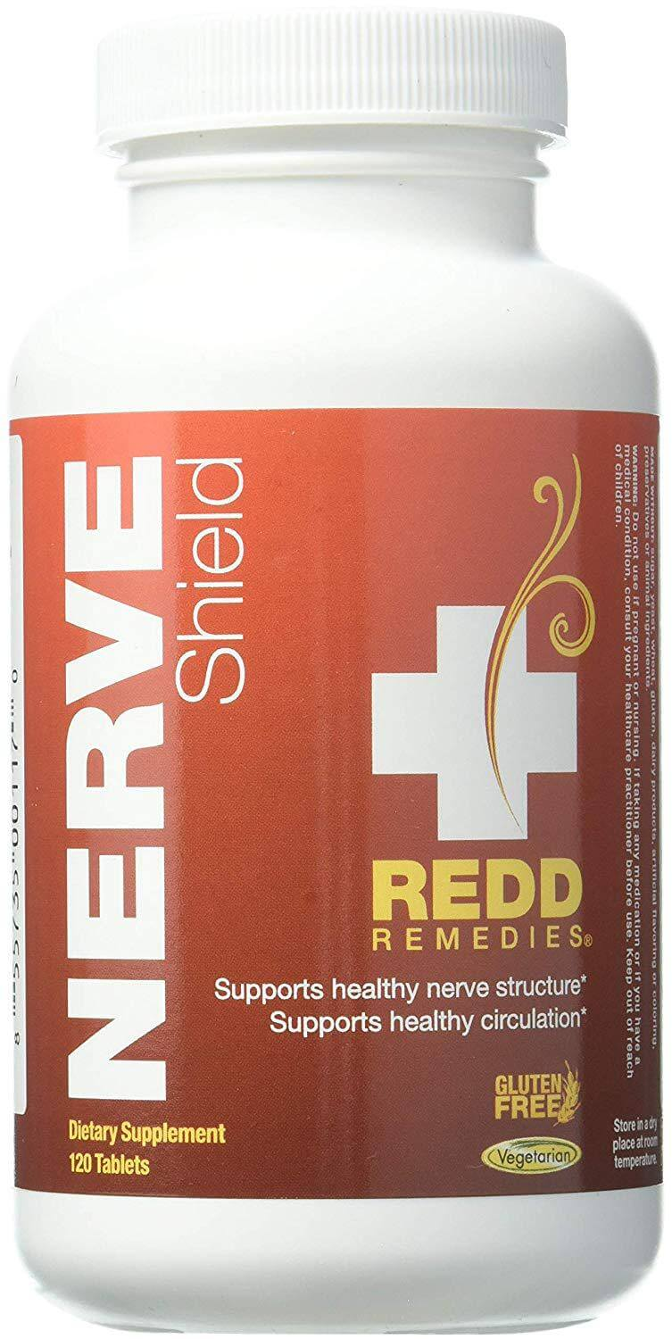 Nerve Shield dietary supplement by Redd Remedies