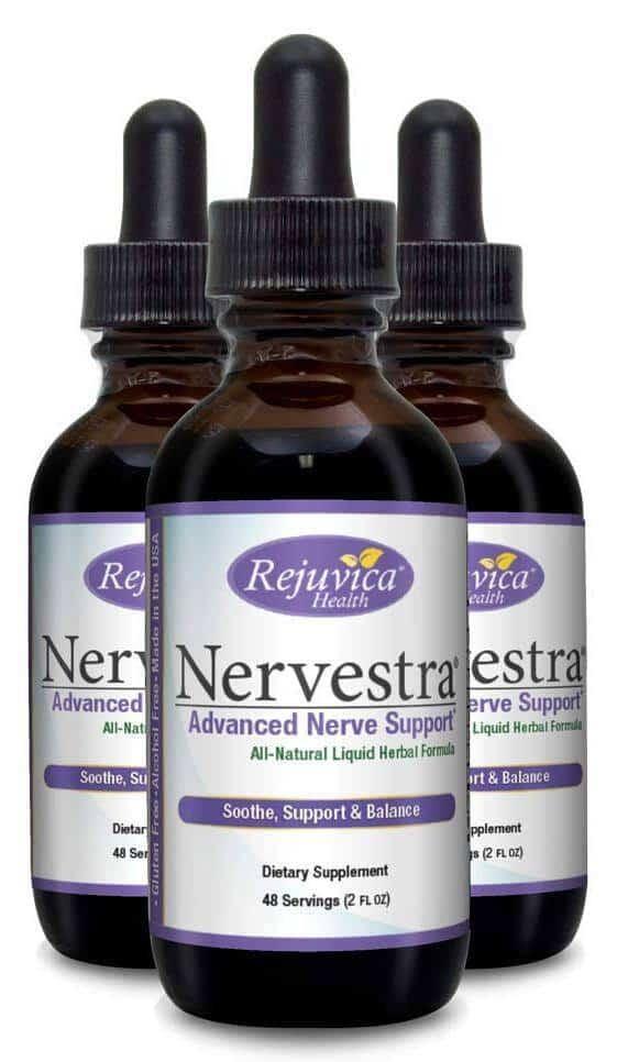 3 bottles of Nervestra