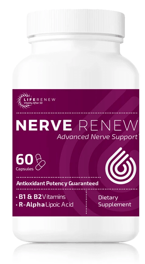 Nerve Renew Advanced Nerve Support Supplement