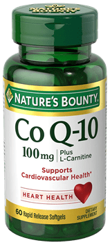 Co Q-10 supplements support cardiovascular health and may have neuropathy benefits